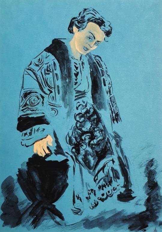 Maria Tanase por AnaPisichiuta
